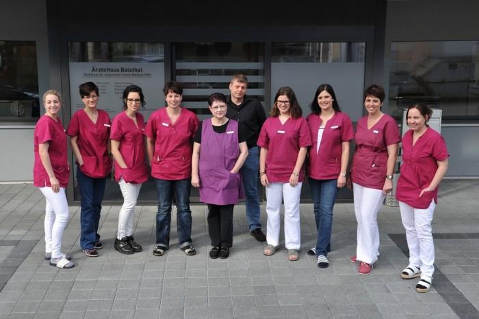 Aerztehaus-balsthal-MPA-Team-1