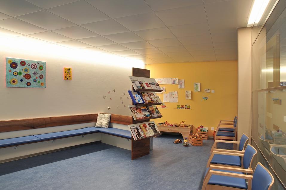 Aerztehaus-Balsthal-Wartezimmer
