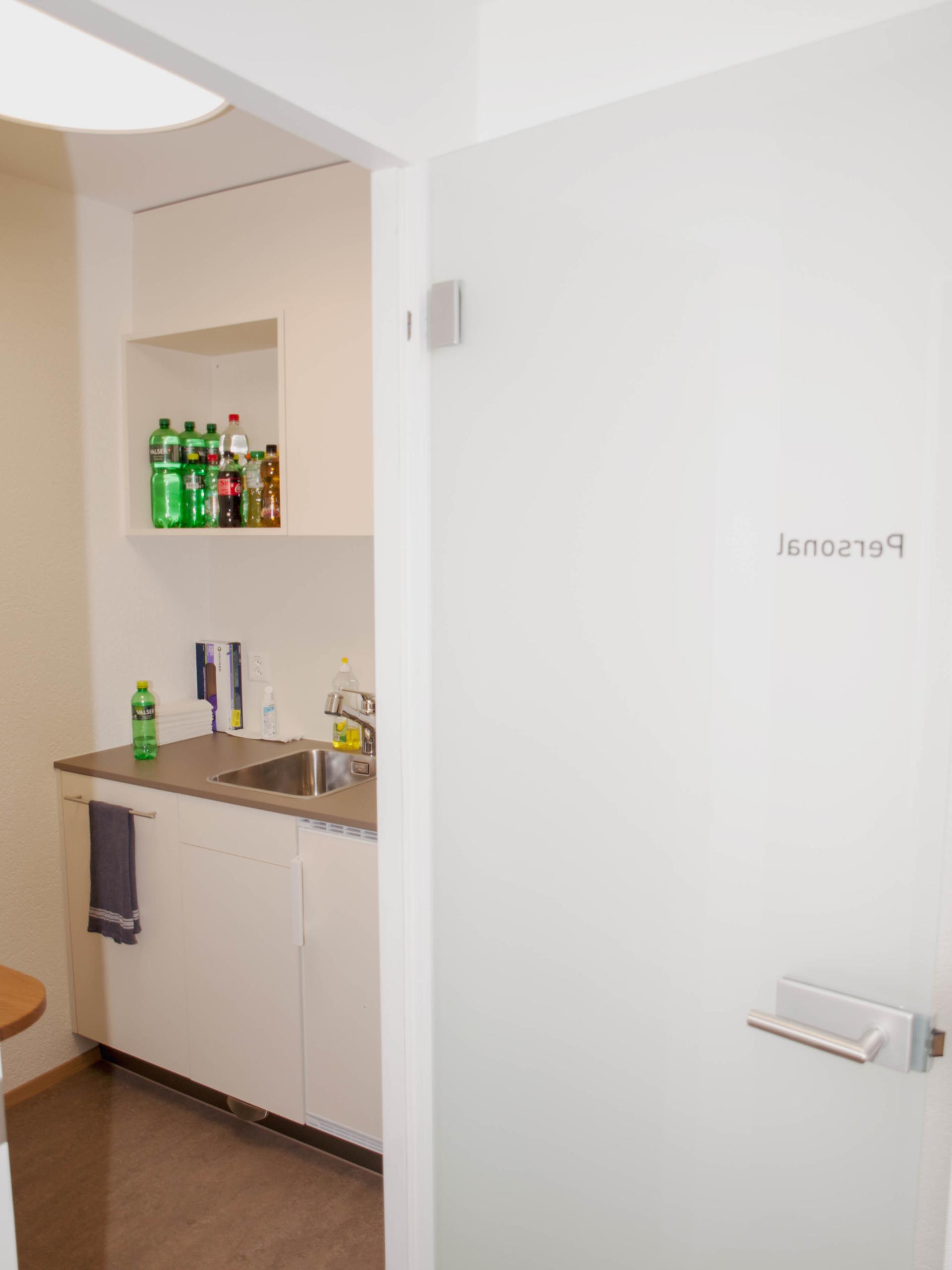 Aerztehaus-Welschenrohr-Personalkueche